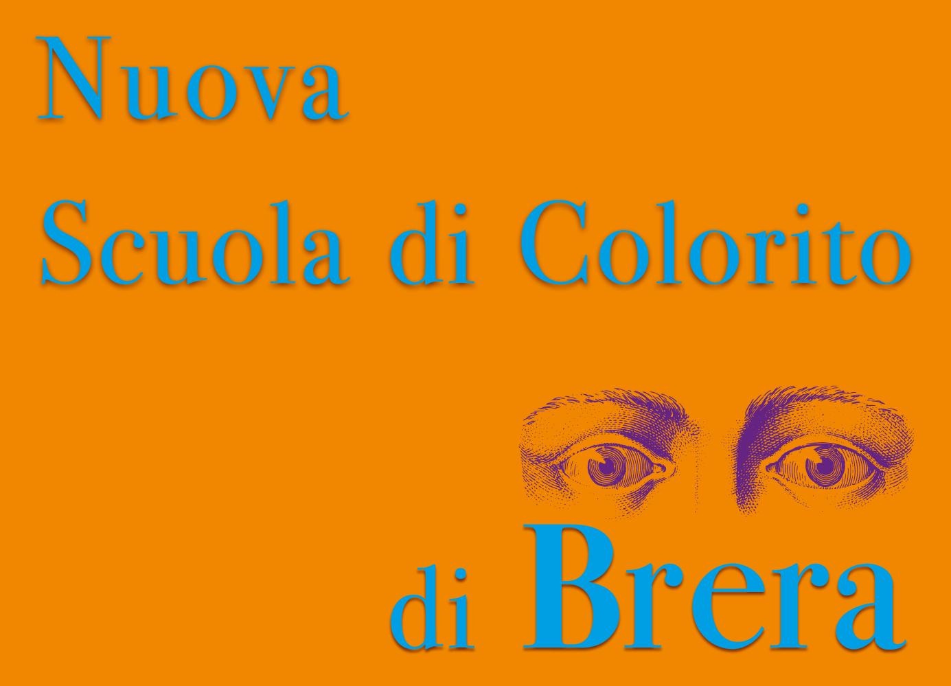 Ignazio Gadaleta, Nuova Scuola di Colorito di Brera, logo