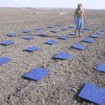 Ignazio Gadaleta, Tanti pezzi di cielo blu, 1983