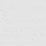 Ignazio Gadaleta, Adriatico irradiante (punti-pittura su curve segrete), 2011 | olio e acrilico fluo su semisfere di legno di faggio su parete dipinta di bianco 15 elementi Ø mm 52, 15 elementi Ø mm 42, 15 elementi Ø mm 30, su parete di cm 260 x 280